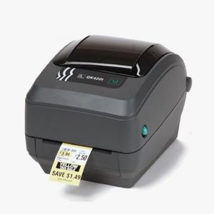 Zebra GK420t Bar code Printer: Labels, Industrial, Desktop & Mobile